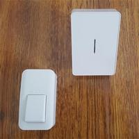 Wireless Doorbell Without Batter House Remote Control 120m 40 50degree Waterproof Easy Set Up High Quality
