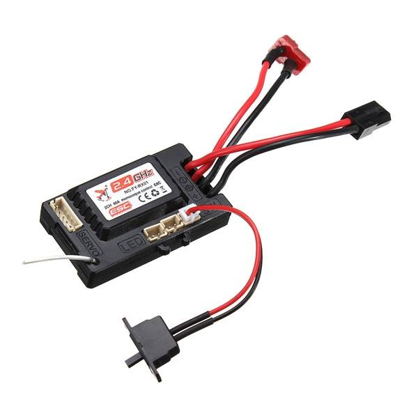 Feiyue Receiver Box FY RX01 For FY 01 02 03 1 12 RC Cars Parts