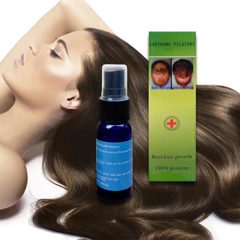 Hair Growth Liquid Spray Hair Alopecia Pilatory Anti Hair Loss Hair Regrowth Treatment Products Beard Oil Growth For Women Men-in Hair Loss ...