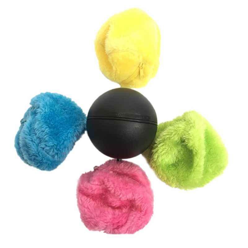 Ishowtienda ダストゴーン自動ローリングボール電気ダストクリーナー Mocoro ミニ掃除ボールロボットモップフロアクリーナー