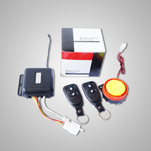 Bike Alarm System Anti-theft Bike Rfid Alarm System Moto Safety Alarm Safety With 2 Distant Management For Honda