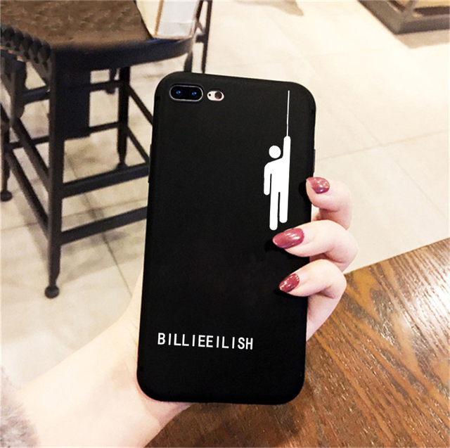 BILLIE EILISH HUAWEI PHONE CASE (9 VARIAN)