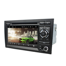 2GB RAM Octa Core 7″ Android 6.0 Car Radio DVD Player for Audi A4 2002-2008 With GPS 4G WIFI Bluetooth TV USB DVR Mirror link