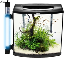 Submersible UV Sterilizer Light Strip Disinfect Diving Lamp For Aquarium Fish Tank Water Disinfection Treatment цена и фото