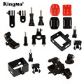 Sports Camera accessories 5 in 1 Family Kit for Go Pro  accessories set package for GoPro Hero 1 2 3 3+ 4 xiaomi yi LS3132