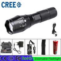 Z50 LED Flashlight Cree L2 Flashlight Torch Lamp Powerful Tactical Emergency Defensive Torch Battery Usb Car