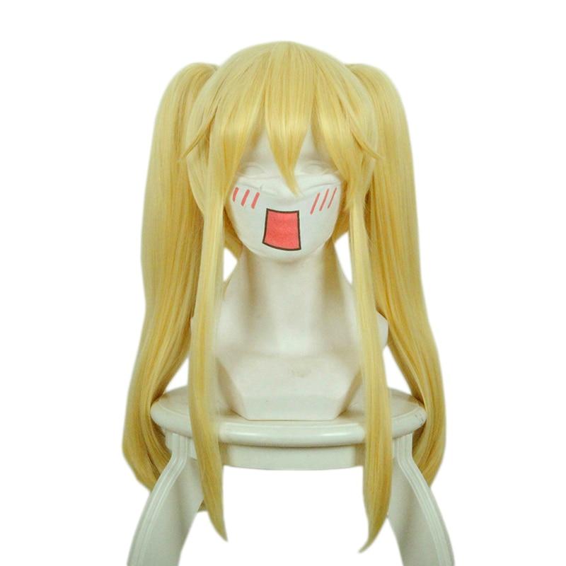 Anime Kakegurui Compulsive Gambler Meari Saotome Wig Cosplay Costume Women Hair Halloween Party Wigs