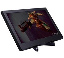 13.3inch portable display HDMI PS3 PS4WiiU xbox360 Game hd display 1920X1080 DHL/EMS free shipping