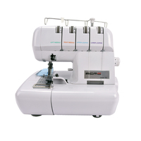 1PC 220V/110V 320 Sewing Machine Overlock Sewing Machine Overedger Multi function With English Manual