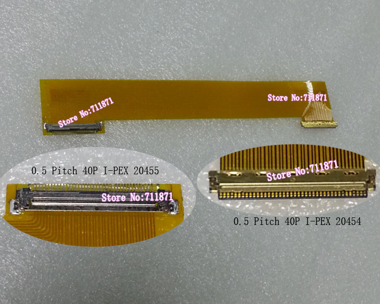 Online Buy Wholesale 40 Pin Laptop Screen Connector From