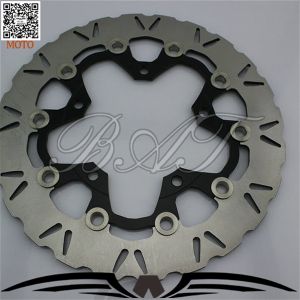 Motorcycle Accessories Front Brake Discs Rotor For SUZUKI GSR 400 2006-2007 motorbike front brake motorcycle accessories front brake discs rotor for suzuki gsf1200 2006 06 motorbike accessories front brake cn
