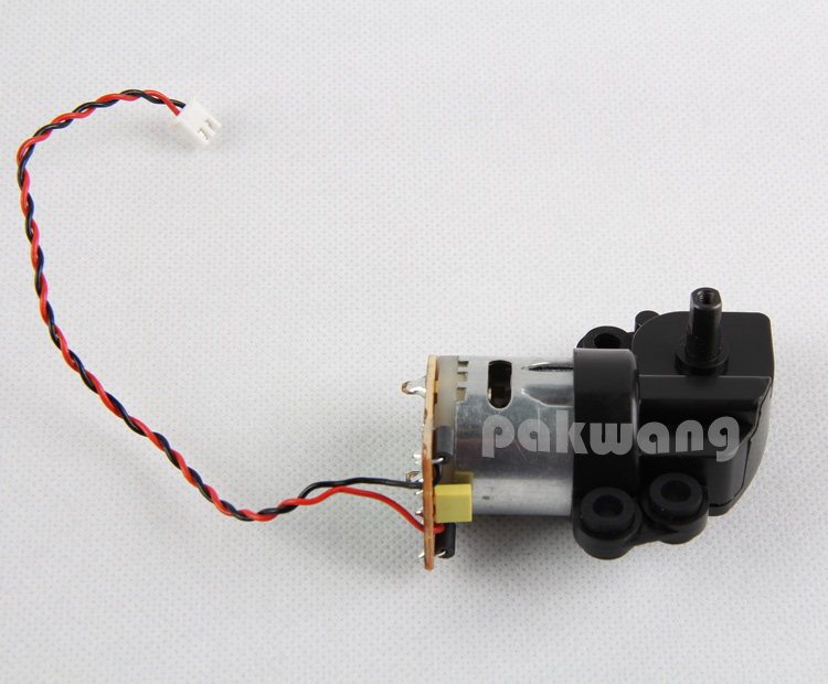 1 pc Side Brush Motor for robot vacuum cleaner A320 Seebest C565, original Replacement Parts for automatic vacuum cleaner 1 pc dustbin fan black original replacement parts for robot vacuum cleaner a320 a325 seebest c565
