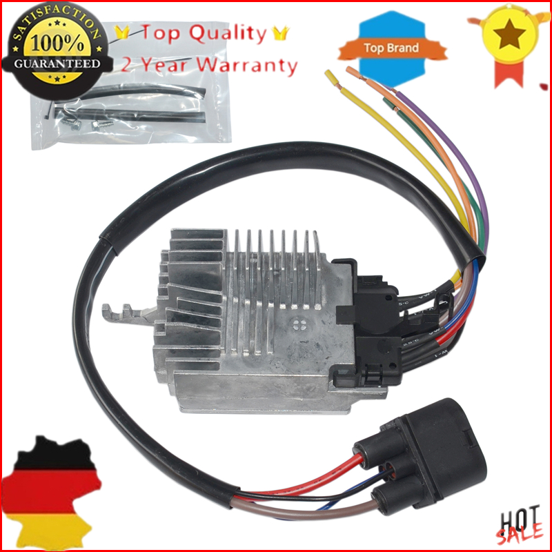 AP02 8E0959501AG MODULE de commande de ventilateur de radiateur pour AUDI A4 A6 Quattro CABRIO 8E0959501G 8E0959501K 8E0959501AB