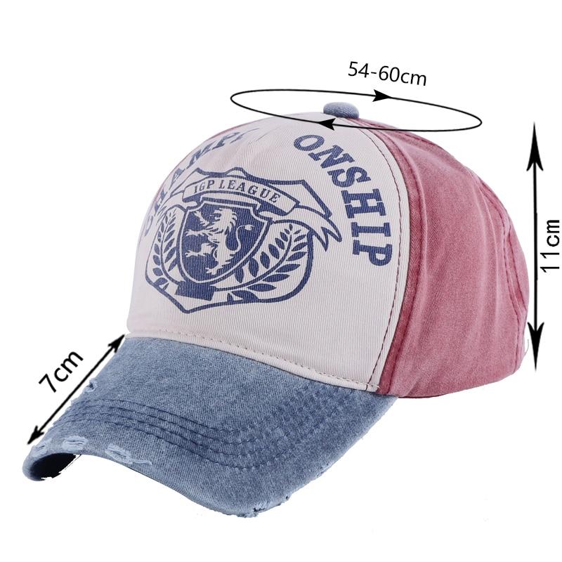 Compre Sombrero De La Gorra De Béisbol Del Bordado De La Manera De ... bf00f65daba