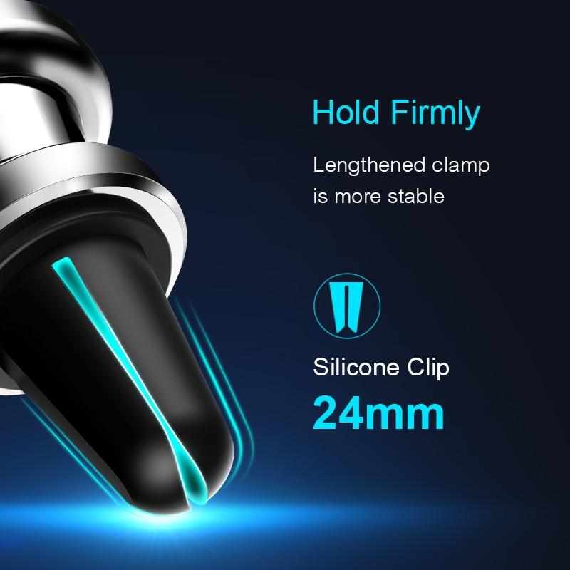 MEIDI Metal Soporte magnético para teléfono de coche Soporte de - Accesorios de interior de coche - foto 5