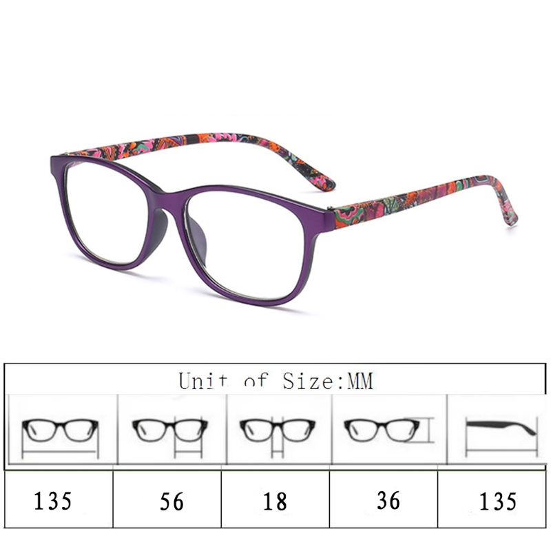 9523ec01746 Detail Feedback Questions about New Flower Reading Glasses ...