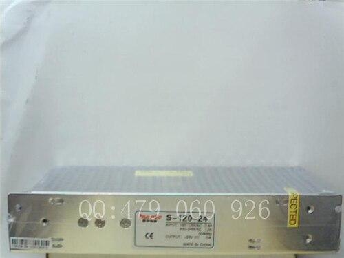 [ZOB] Heng Wei switching power supply S-120-24 24V5A  --3PCS/LOT
