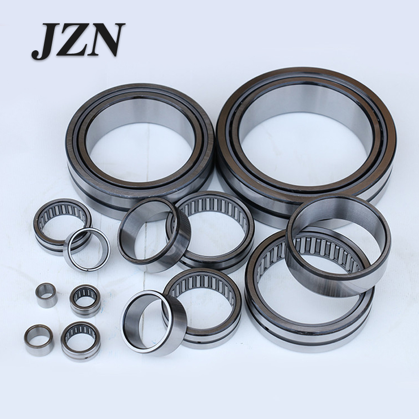 Free Shipping!  2PCS Solid Collar Needle Roller Bearings With Inner Ring Bearing NKI30/30