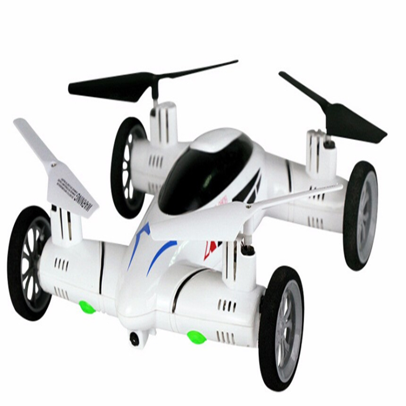 Helicopter Toy Plane Rc-Drone Remote-Control UAV Hot Flight 4ch 6-Axis Amphibious