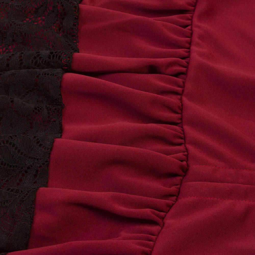 衣装スチームパンクゴシックスカートレースの女性の服高低フリルパーティースカートロリータ中世のビクトリア朝ゴシックパンクスカート