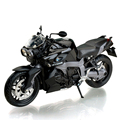 K1300R Black motorcycle model 1:12 scale metal diecast models motor bike miniature race Toy For Gift Collection