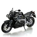 Modelo 1:12 escala K1300R motocicleta Negro modelos diecast metal moto raza miniatura Juguete De Regalo Colección