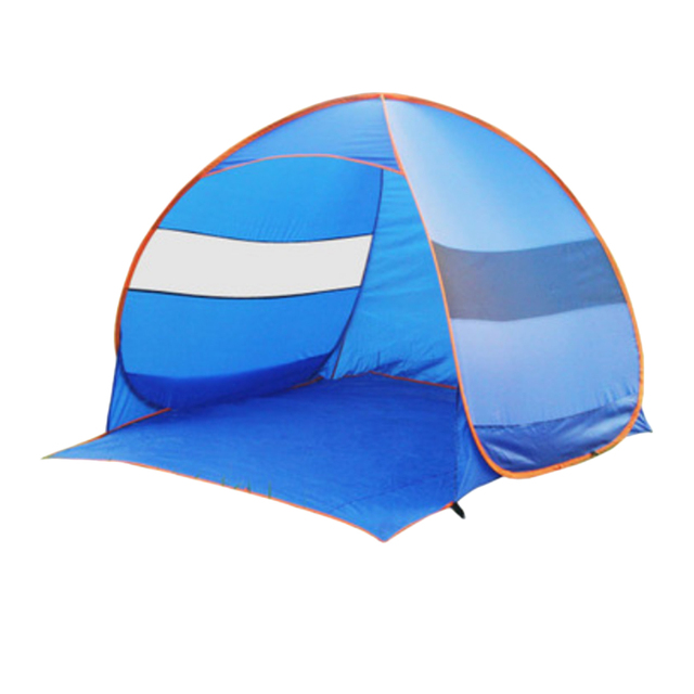 Automatic Outdoor C&ing Hiking Tent 2-3 Person Portable Beach Tent Sun Shield Tent Canopy  sc 1 st  AliExpress.com : beach tent pegs - memphite.com