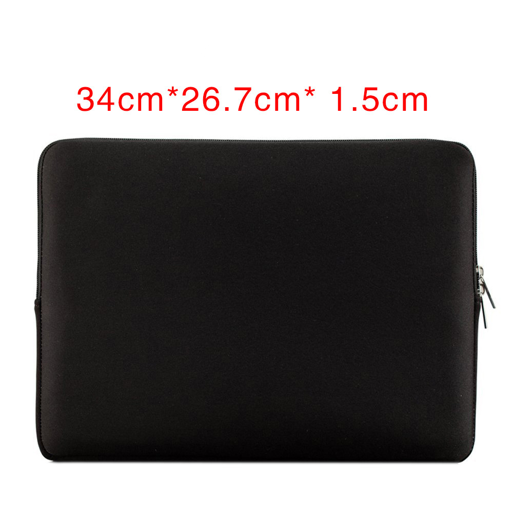 GTFS-Portable Laptop Bag Huelsen Pocket Soft Cover Smells for MacBook Air Pro Retina Ultra book Portable Notebook 13 13.3