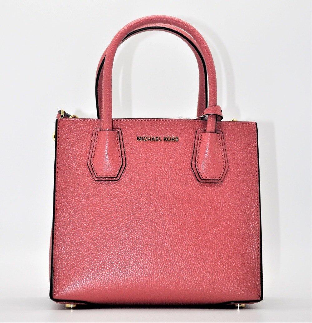 7392b72ce2c Michael Kors Mercer Pebble Leather Crossbody Luxury Handbags For Women Bags  Designer by MK on Aliexpress.com | Alibaba Group