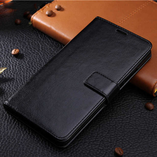 Leather Phone Case for ASUS Zenfone 4 Max ZC520KL Pro plus ZC554KL X00HD 3 Max ZC520TL 3 Laser Live ZB501KL Flip Wallet Cover