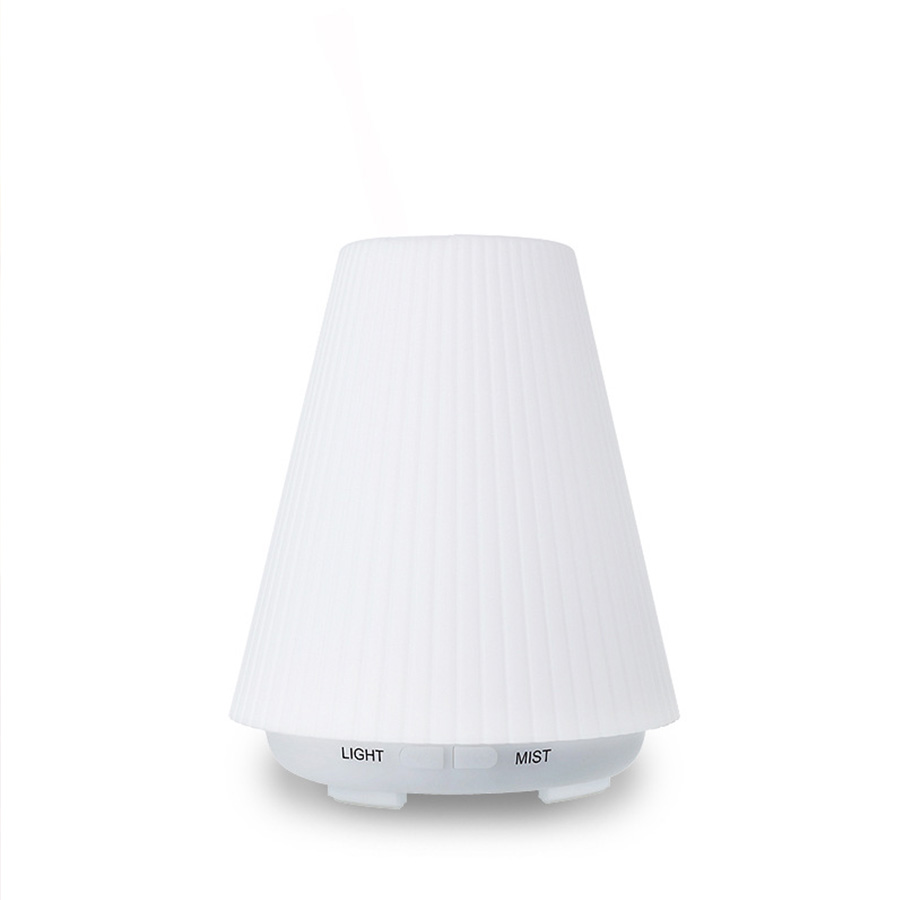 Umbrella Air Humidifier Creative Household Oil Diffuser with 7 Color Changing LED Light Oil Diffuser Mist Maker Fogger For Room