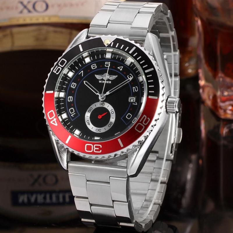Winner Luminous Automatic Mechanical Watch 1
