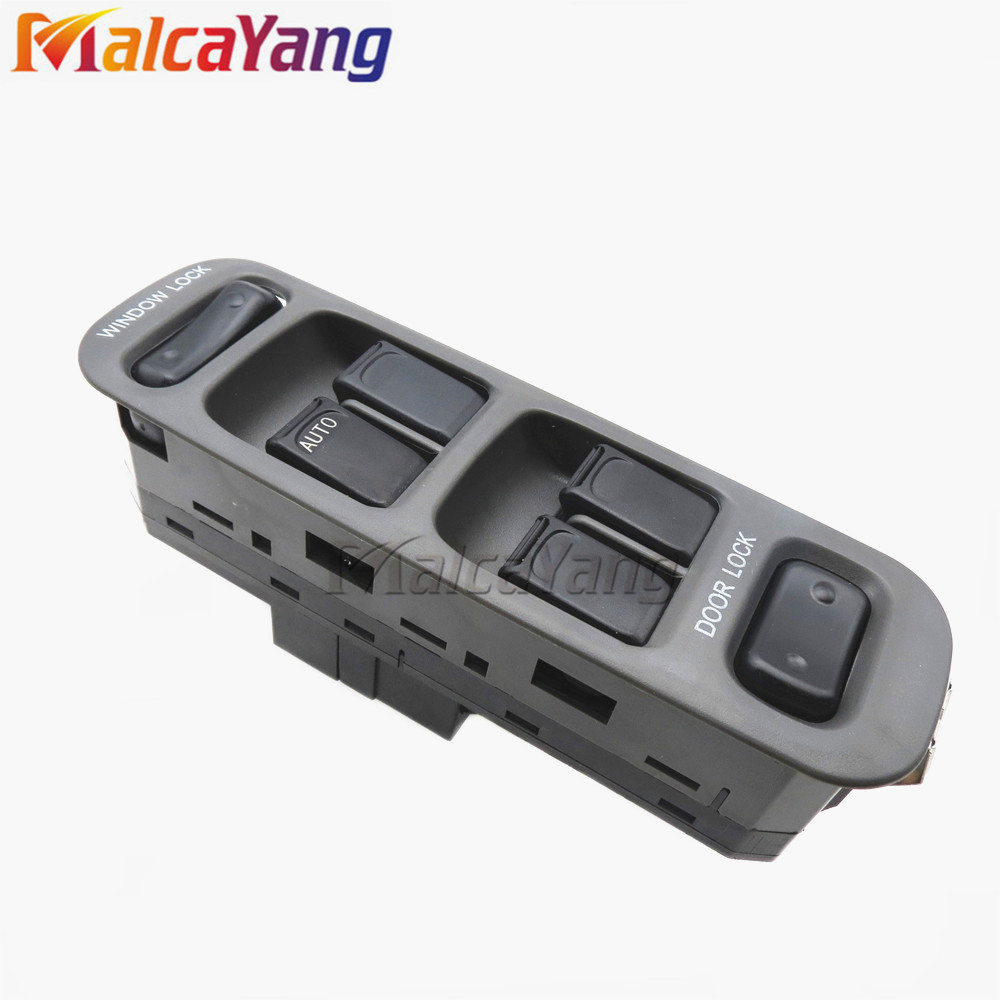 3799065D10T01 Power Window Switch New Black Front Left Hand Driver Side LH XL-7