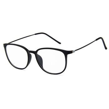6b61fa749b Gafas Reven Jate modelo n. ° 872 montura delgada montura gafas ópticas  gafas de prescripción para hombres y mujeres gafas