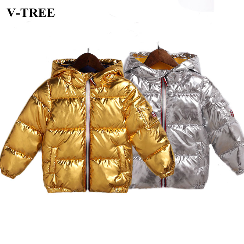 Winter Snow Wear Jackets For Boys Snowsuit Thicken Girls Suits Children Parkas Kids Winter Coats Baby Overalls 2 8T