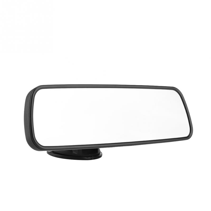 New Car Front Windshield Rearview Mirror with Suction Cup Mount Baby Children Rearview Mirror Interior Accessory