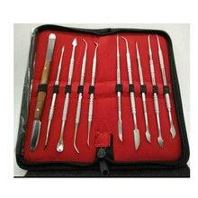 1 Набор(10 стоматологических инструментов+ 1 набор инструментов) стоматологическое лабораторное оборудование прибор для отбеливания зубов Уход за полостью рта