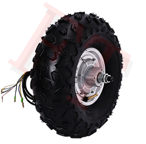 14.5 800W 24v electric brushless gearless hub motor electric scooter hub motor electric longboard skateboard motor 4 wheel electric skateboard single driver motor small fish plate wireless remote control longboard waveboard 15km h 120kg