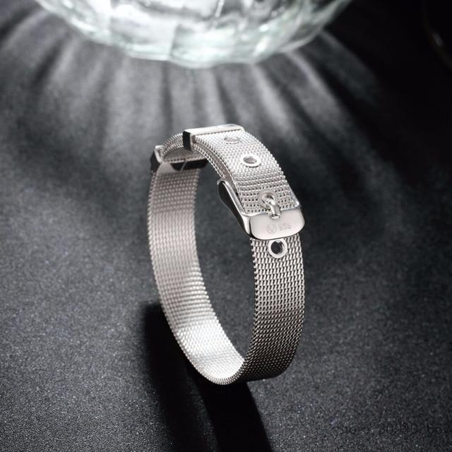 LEKANI Fashionable Belt Design Pure 925 Sterling  2
