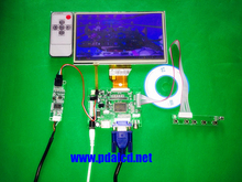 for INNOLUX 7.0″ inch Raspberry Pi LCD Touch Screen Display TFT Monitor AT070TN90 + Touchscreen Kit HDMI VGA Input Driver Board