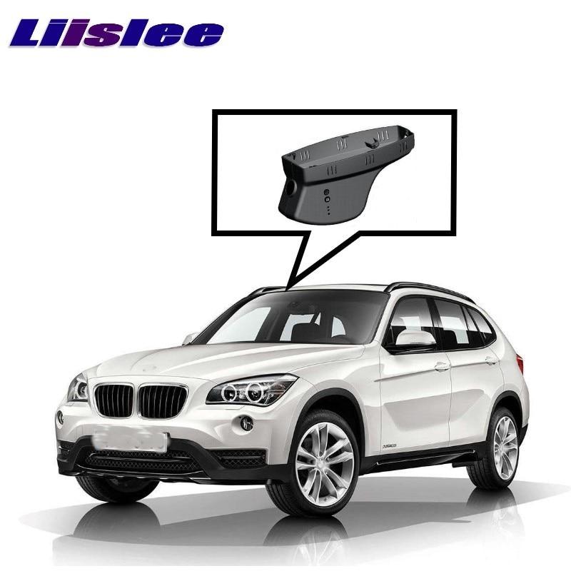 NOVOVISU Car Black Box WiFi DVR Dash Camera Driving Video Recorder For BMW X1 E84 X5 F15 X6 E71 E72 2008~2015 for bmw x5 e53 e70 x6 e71 car wifi dvr car driving video recorder novatek 96658 car dash cam front camera keep black box