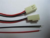 500 шт 2510 2 54 мм Шаг 2 контактный разъем с 26AWG 300 мм кабель