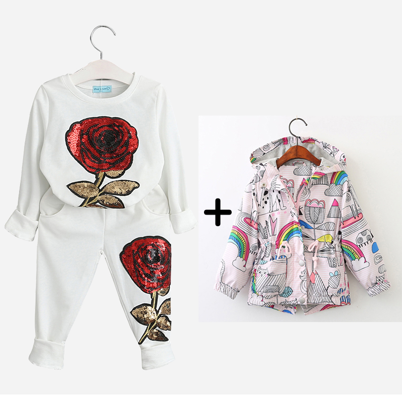 Jackets & Coats Infant Baby Girls Cloak Childrens Winter Coats And Jacket Clothes Winter 2019 Long Sleeve Spring & Autumn Outwear Cloak Clothes In Many Styles Outerwear & Coats