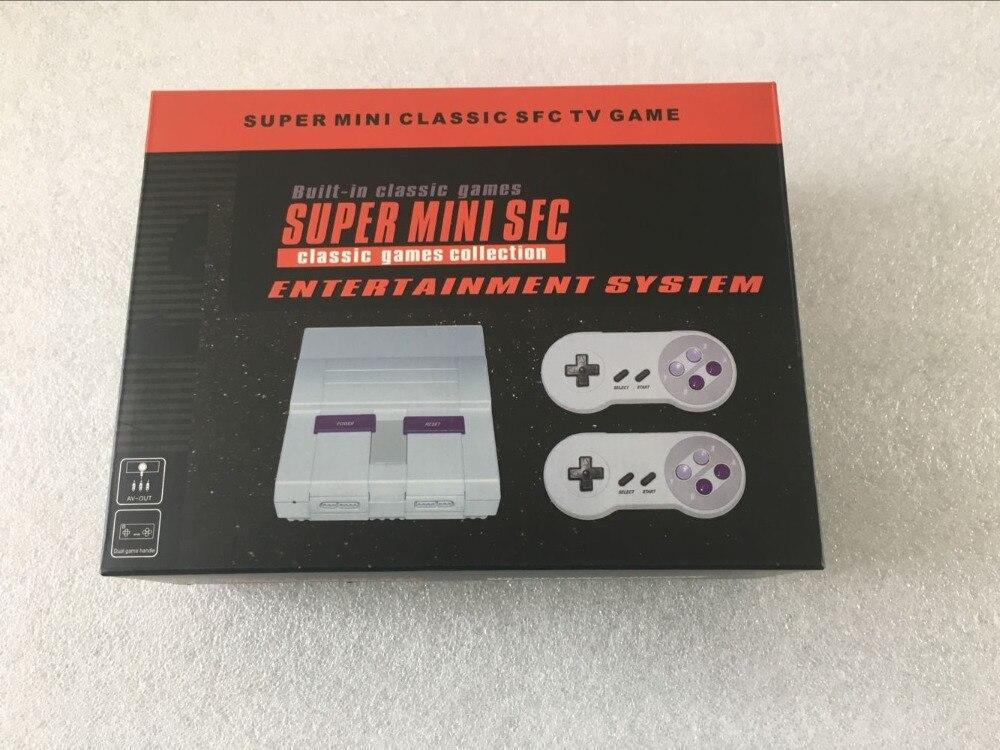 SUPER MINI game Consoles with 94 classic Game mini S-N-E-S retro games xmas gift