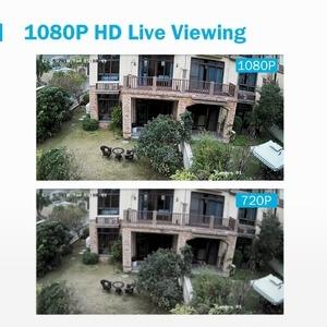 Image 2 - ANNKE 1080P H.264+ 16CH CCTV Camera DVR System 16pcs IP66 Waterproof 2.0MP Bullet Cameras Home Video Security CCTV Kit