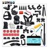 Sungo For Go Pro Accessories Set For Go Pro Hero 5 4 Kit Mount For SJCAM