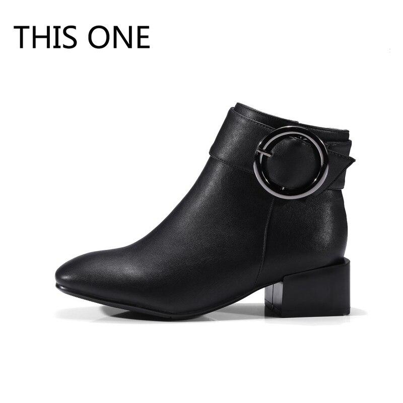 Neige Femme Chaud De Femmes Nouveau Chaussures Marque Chaude 2018 Mode  Bottes En Cheville Véritable Automne Hiver Vente Élégantes Cuir PqaZBn 779781050d7f