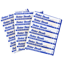 200pcs (66x19mm) Factory Direct Supply Stop Snoring Breathe Better Nasal Strips Sleep & Health Care