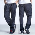 2017 New Outside Men's Exercise Pants Quickly Dry Men Active Pants Men Physical WalkingTrousers Top High Quality Plus Size 3-6XL