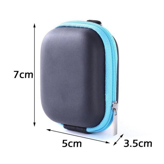 1pc Portable Essential Oils Storage Case Carry Case Esential Oil Roll On 5 ml Essential Oil Carrying Case #11040 1